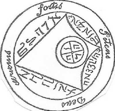 Talismano di Saturno